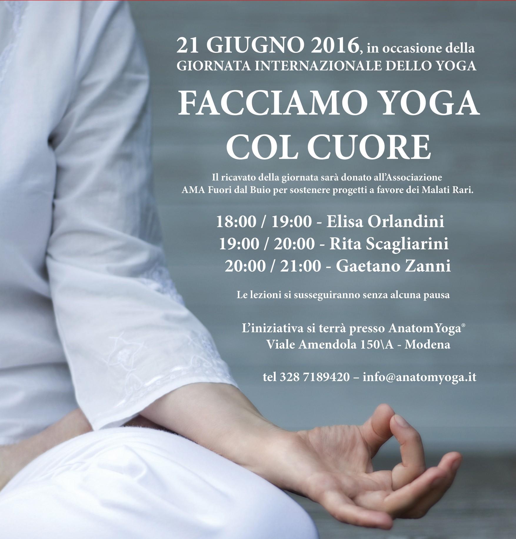 facciamo yoga col cuore ridotta