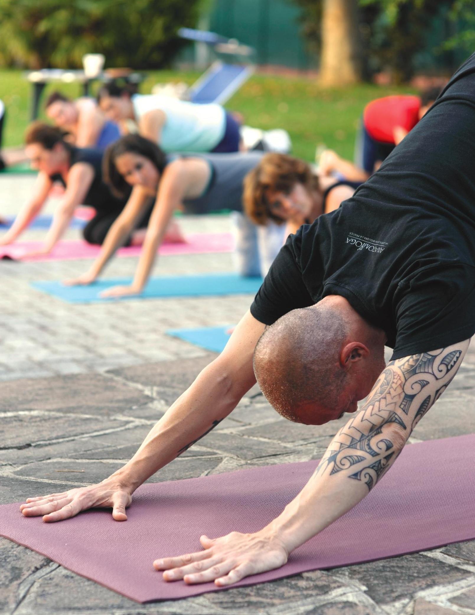 Yoga alla corte